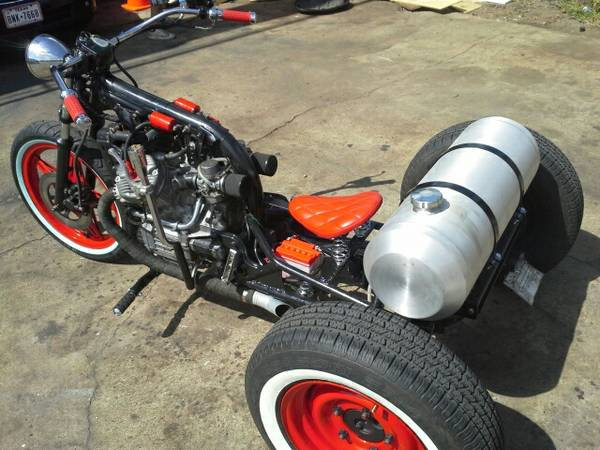 Honda Cx  Motorcycle For Sale