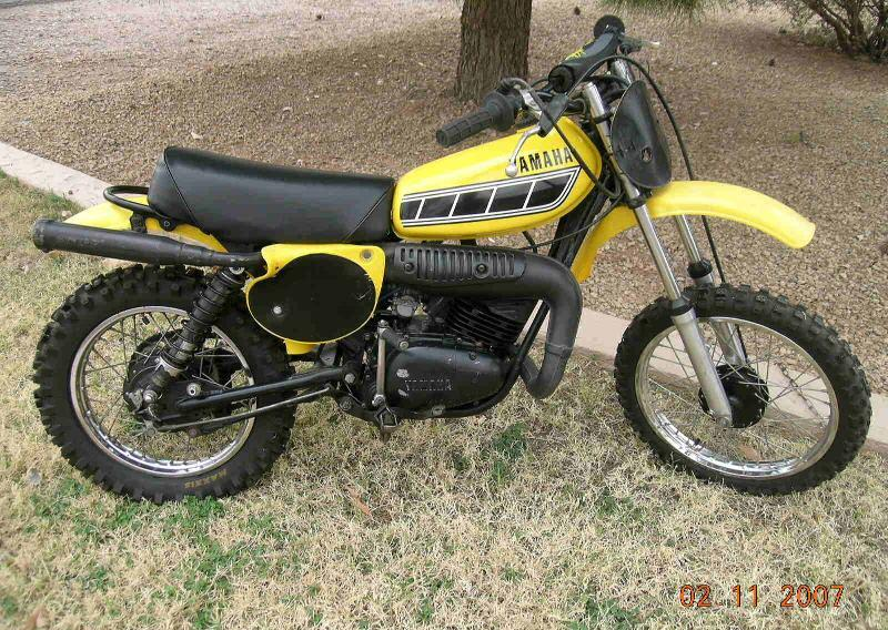 First motorized ride for Yamaha mx 80 for sale