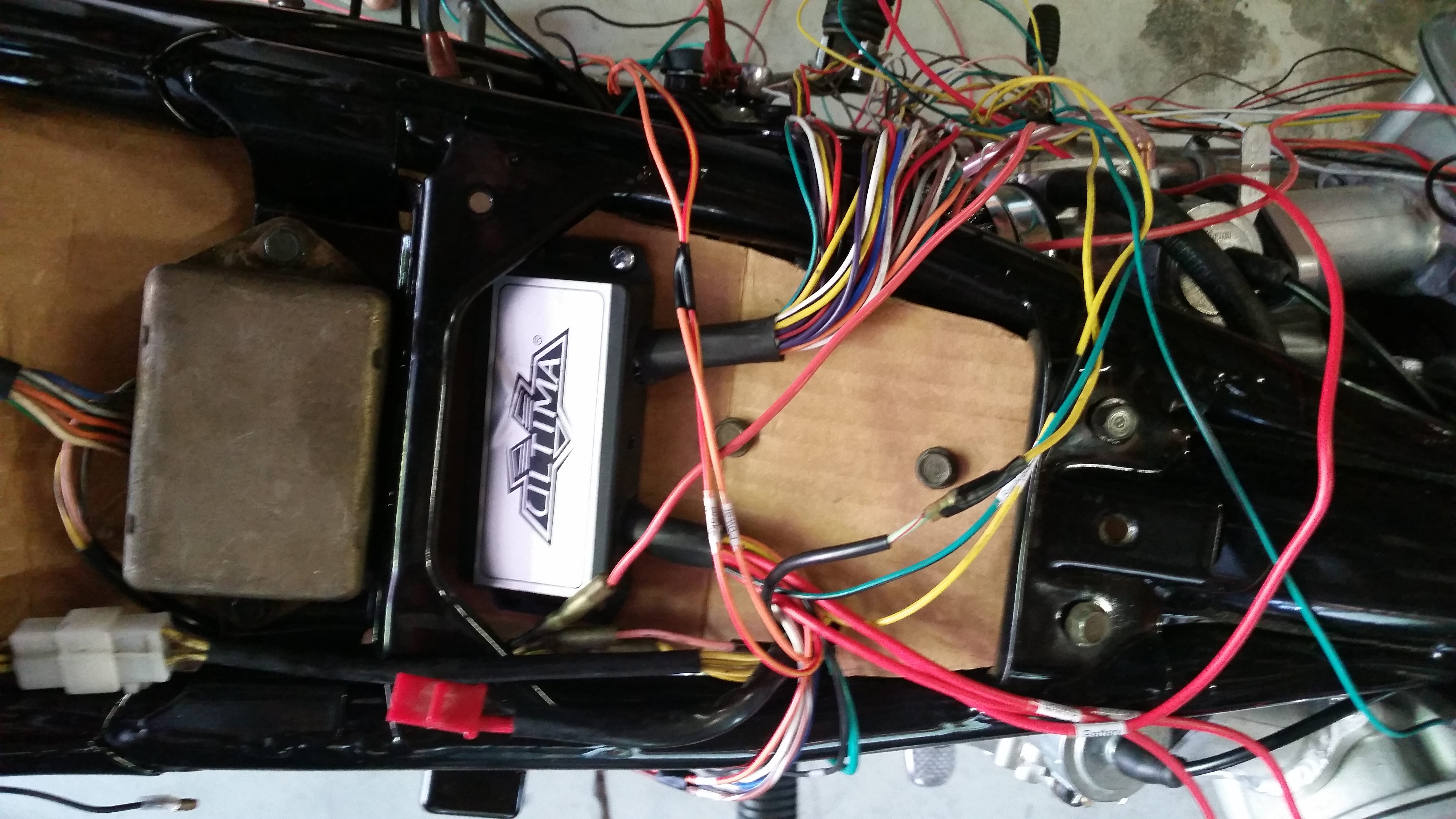 Ultima Wiring Harness Solutions Wire Schematic 79 Shovelhead Problems