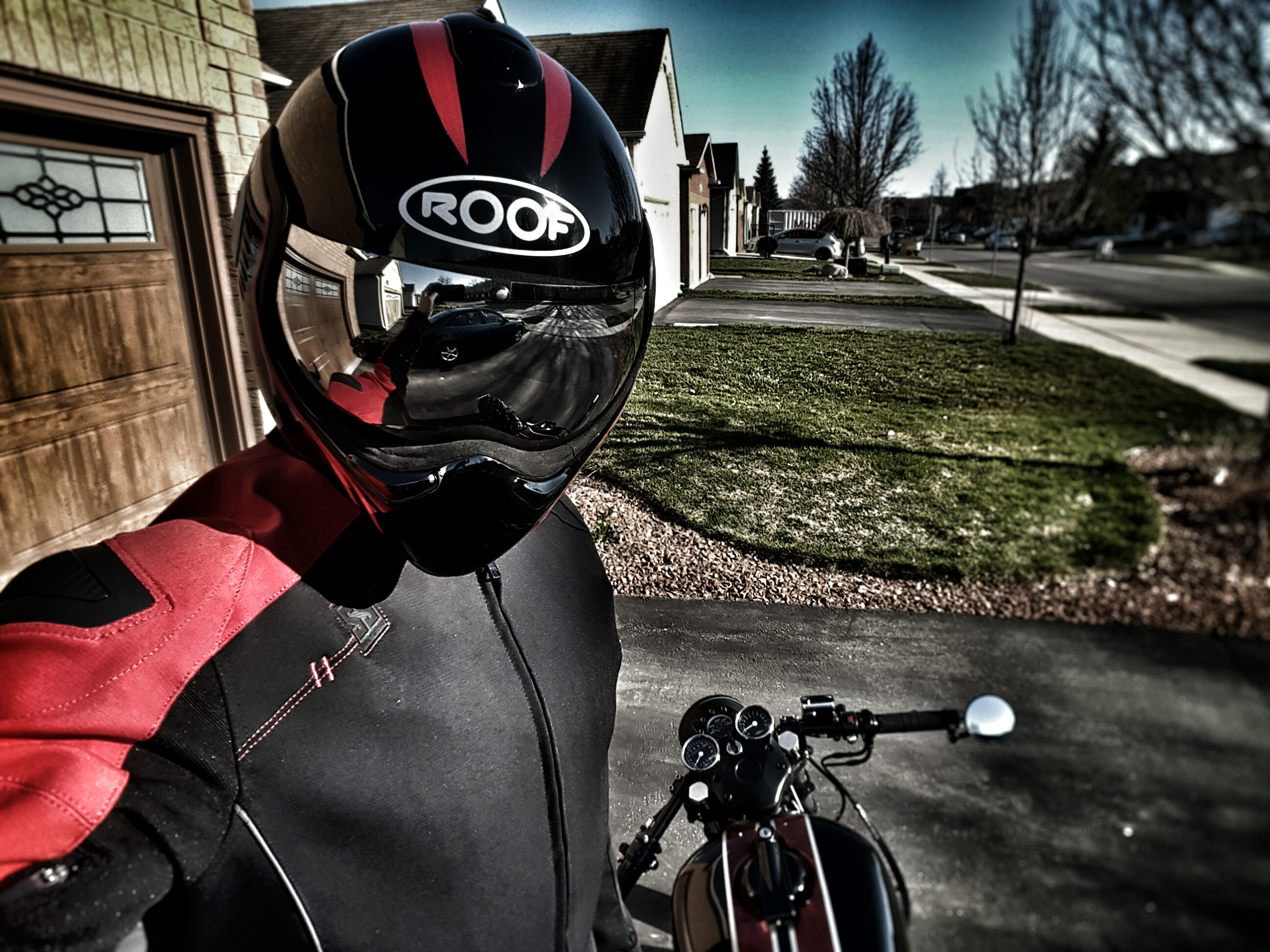 Anyone Using The Roof Boxer Helmet