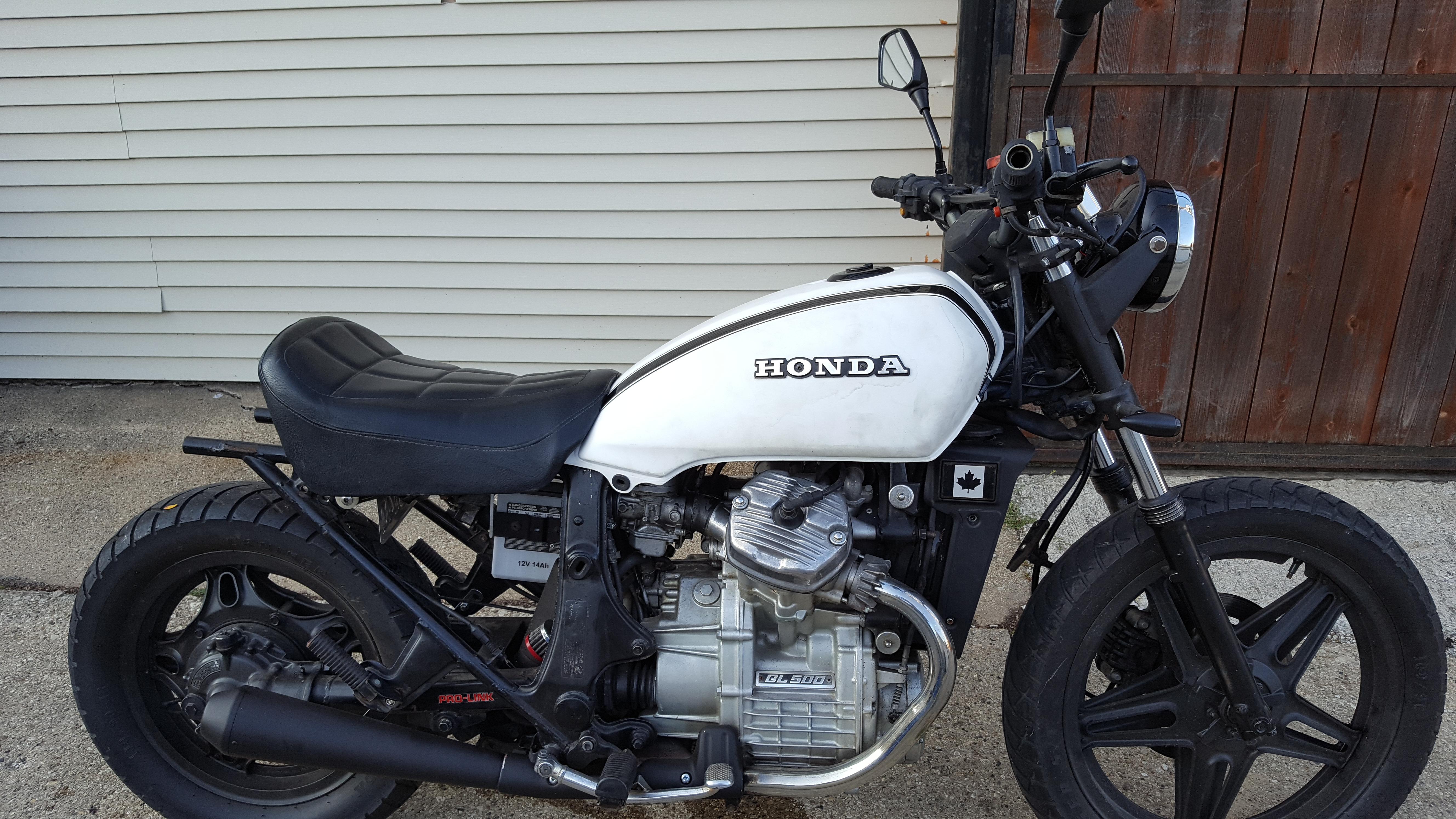 1981 GL500 For sale - perfect winter cafe racer project