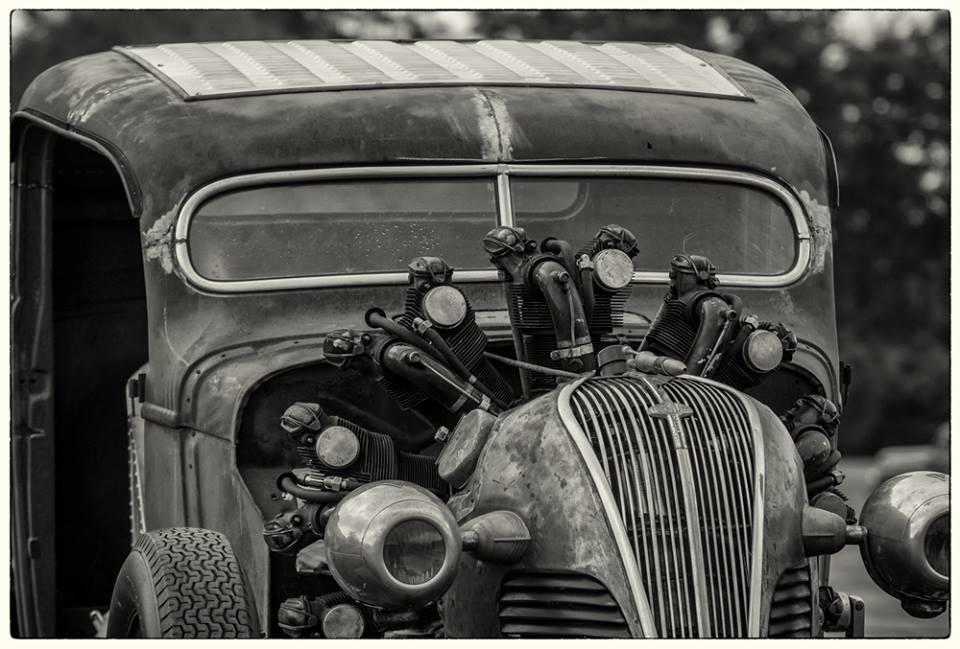 Strange Engine/Vehicle Combinations