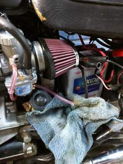 Murray's Carb Install Help