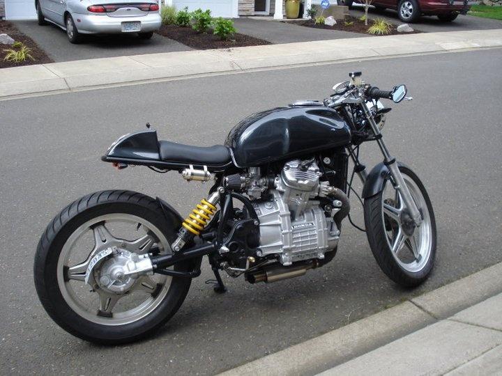 Cx 500 Cafe Racer Kit Motorrad Bild Idee