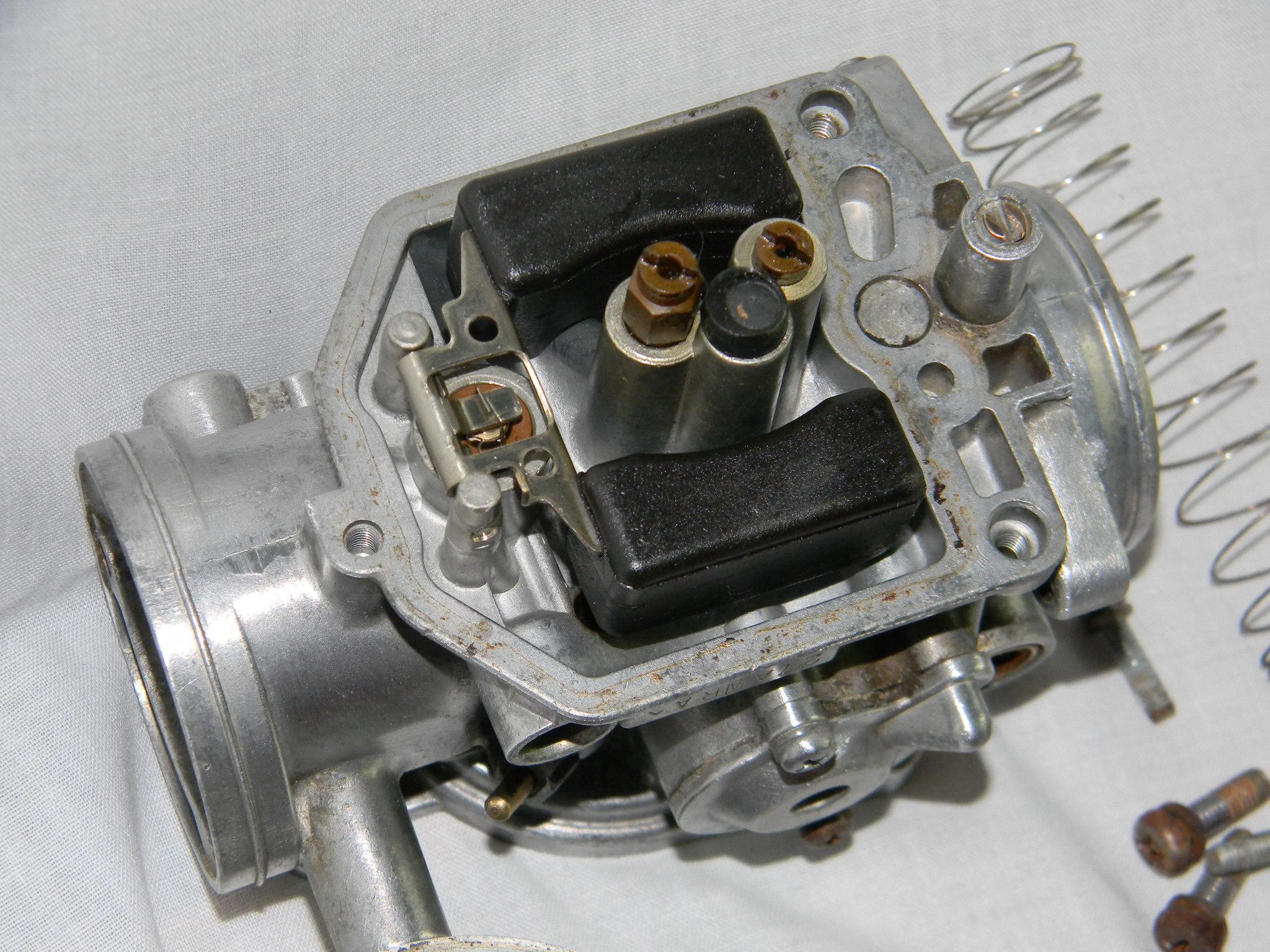 Cx500 Carb Upgrade