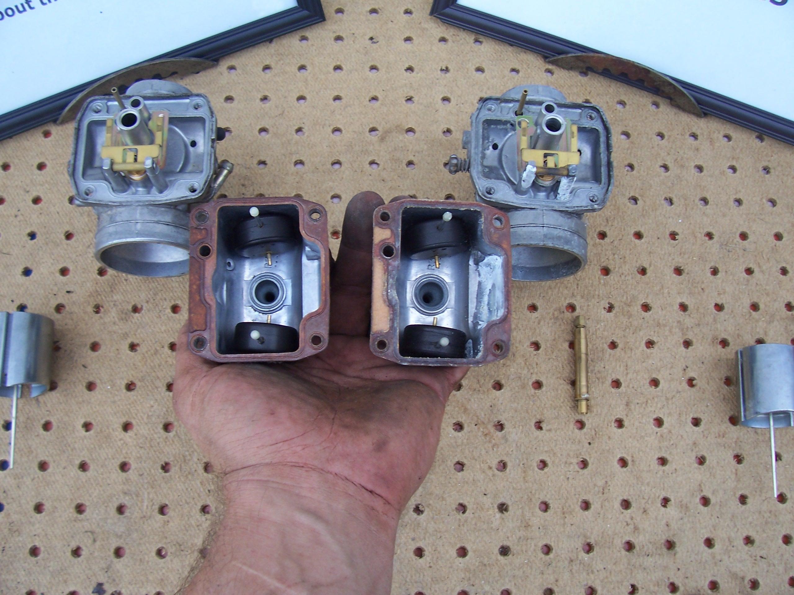 Mikuni VM34 and VM38 carbs for sale