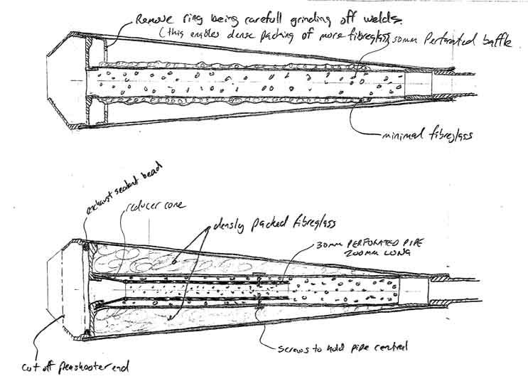 exhaust muffler design principles pdf