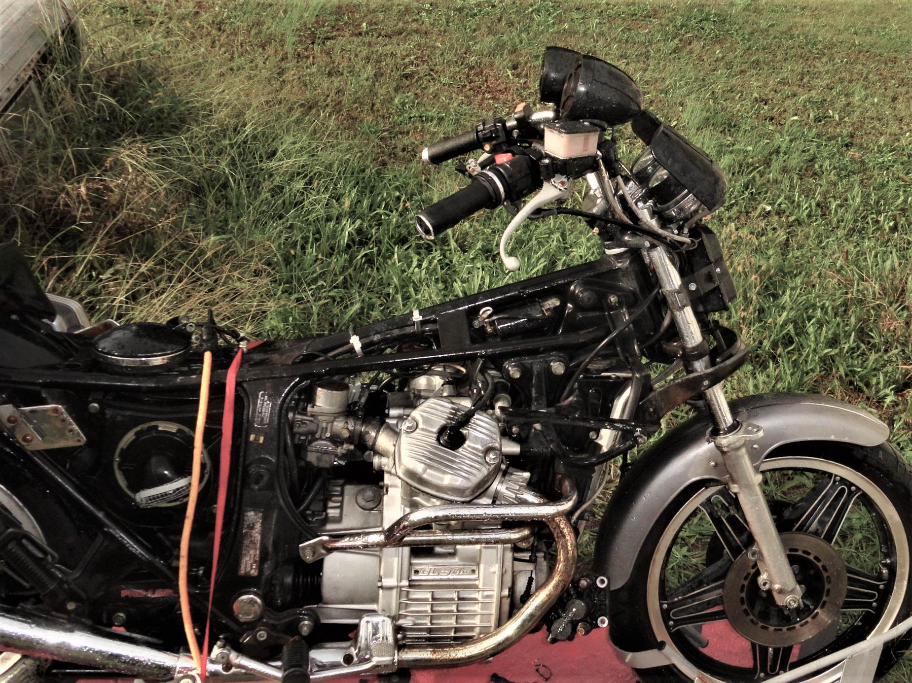 Any rendering genius out there? | Honda CX 500 Forum