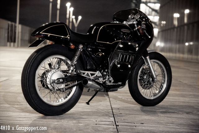 Expereince or thoughts on the Honda GB500TT?