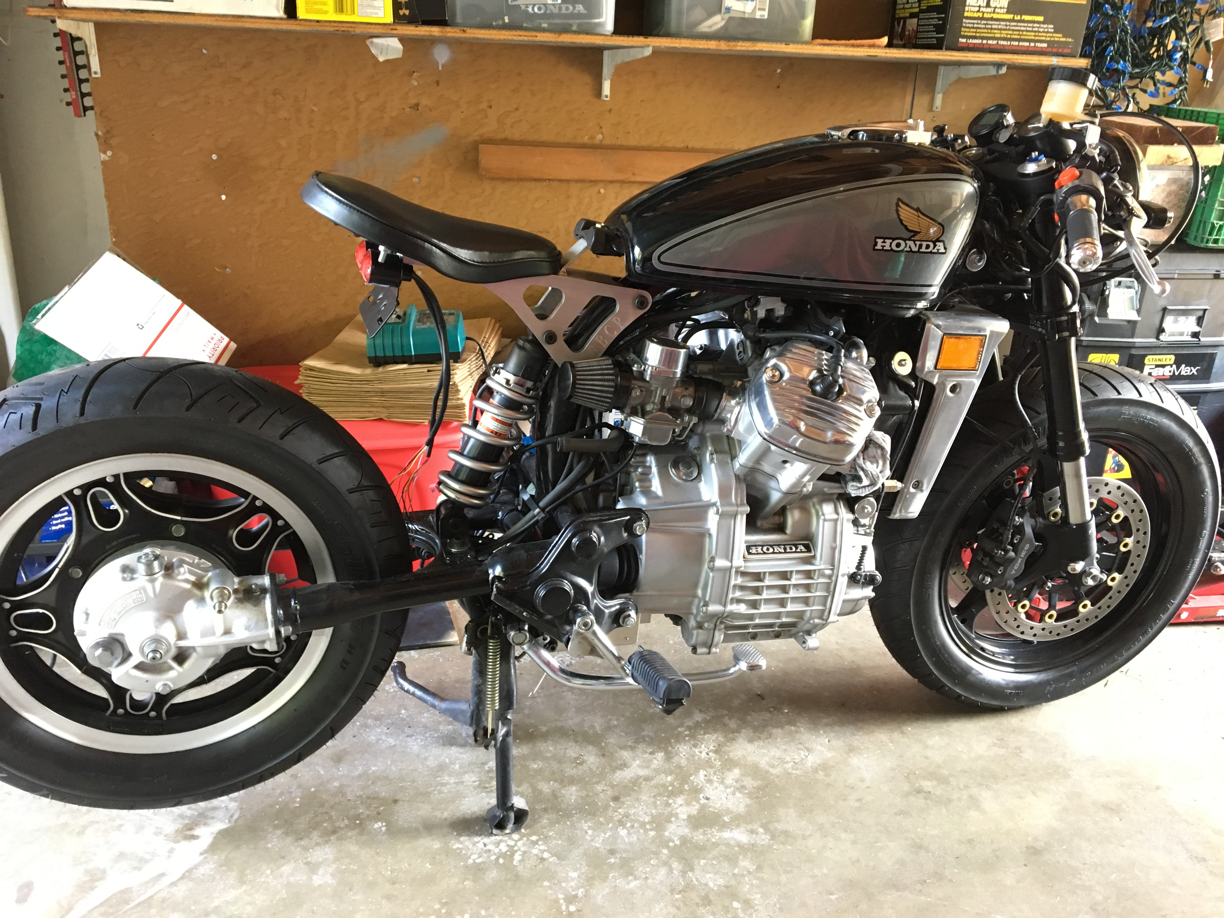 Which OEM Shock For CX500 Mono Conversion