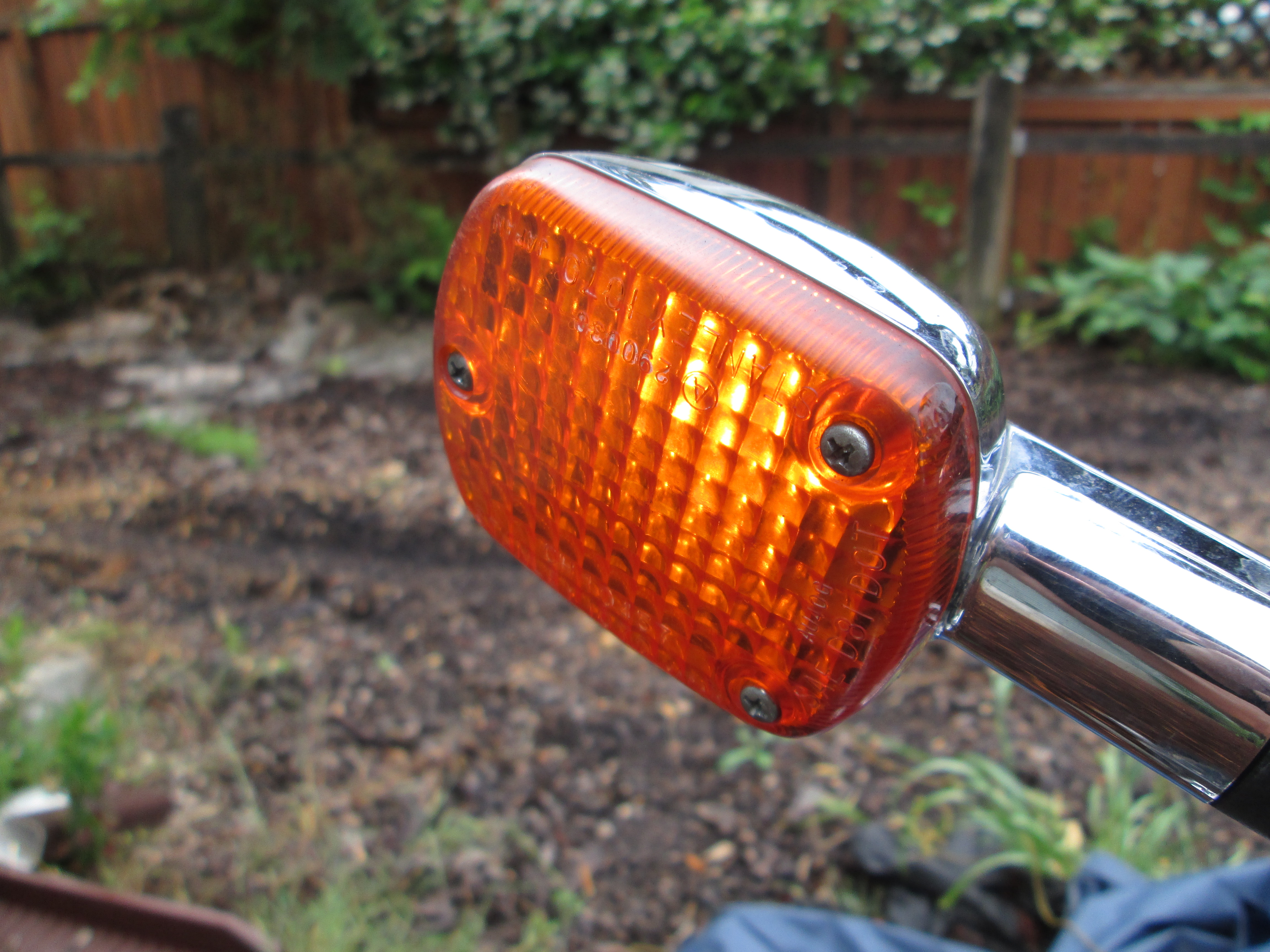 CX650 Custom Turn Signal Relay issues