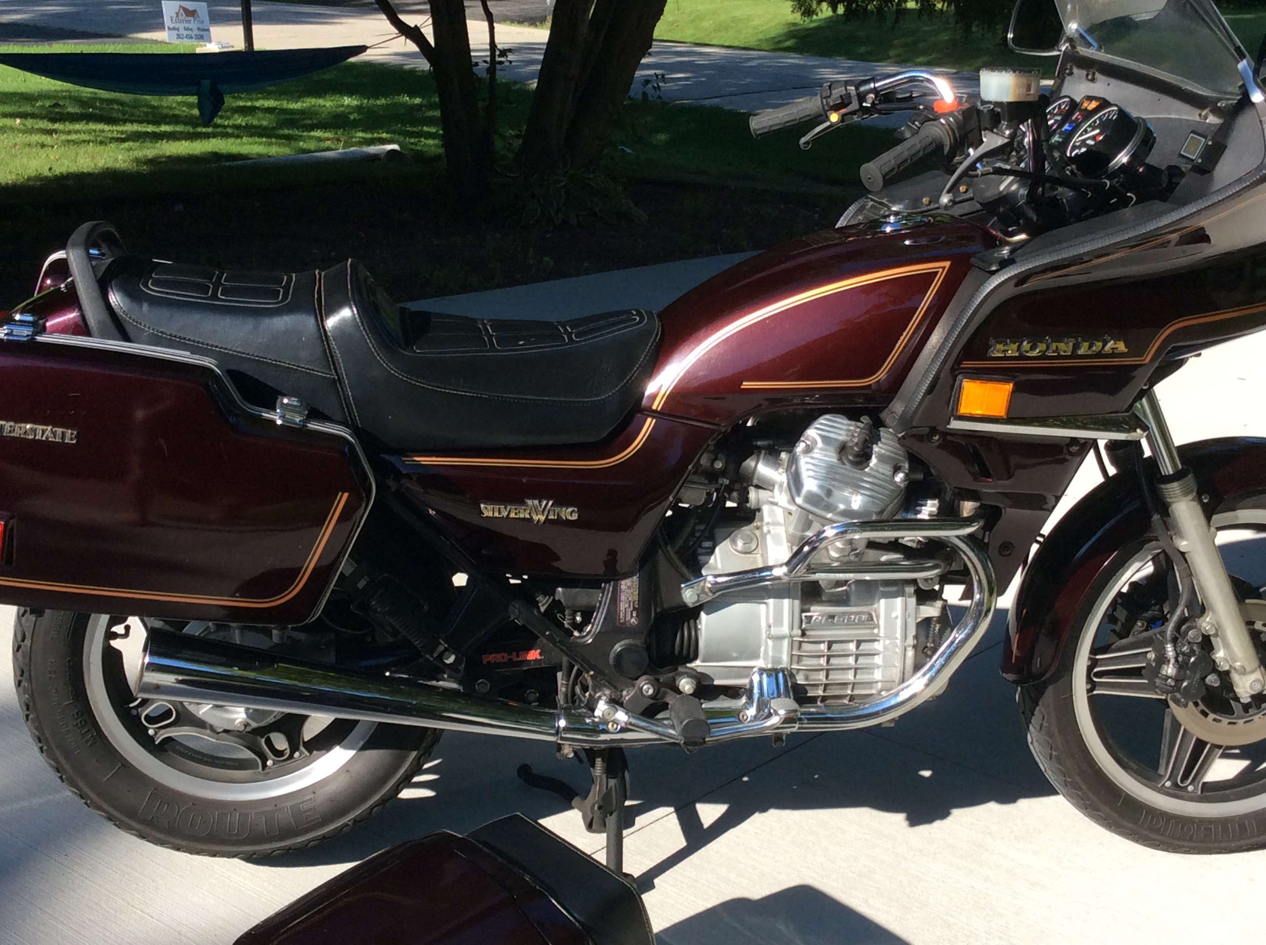 82 GL500 silverwing interstate for sale