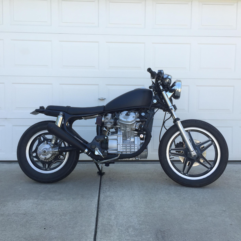 Honda Cx500 For Sale >> 1980 Honda cx500 custom Overheating After 5-10 Miles