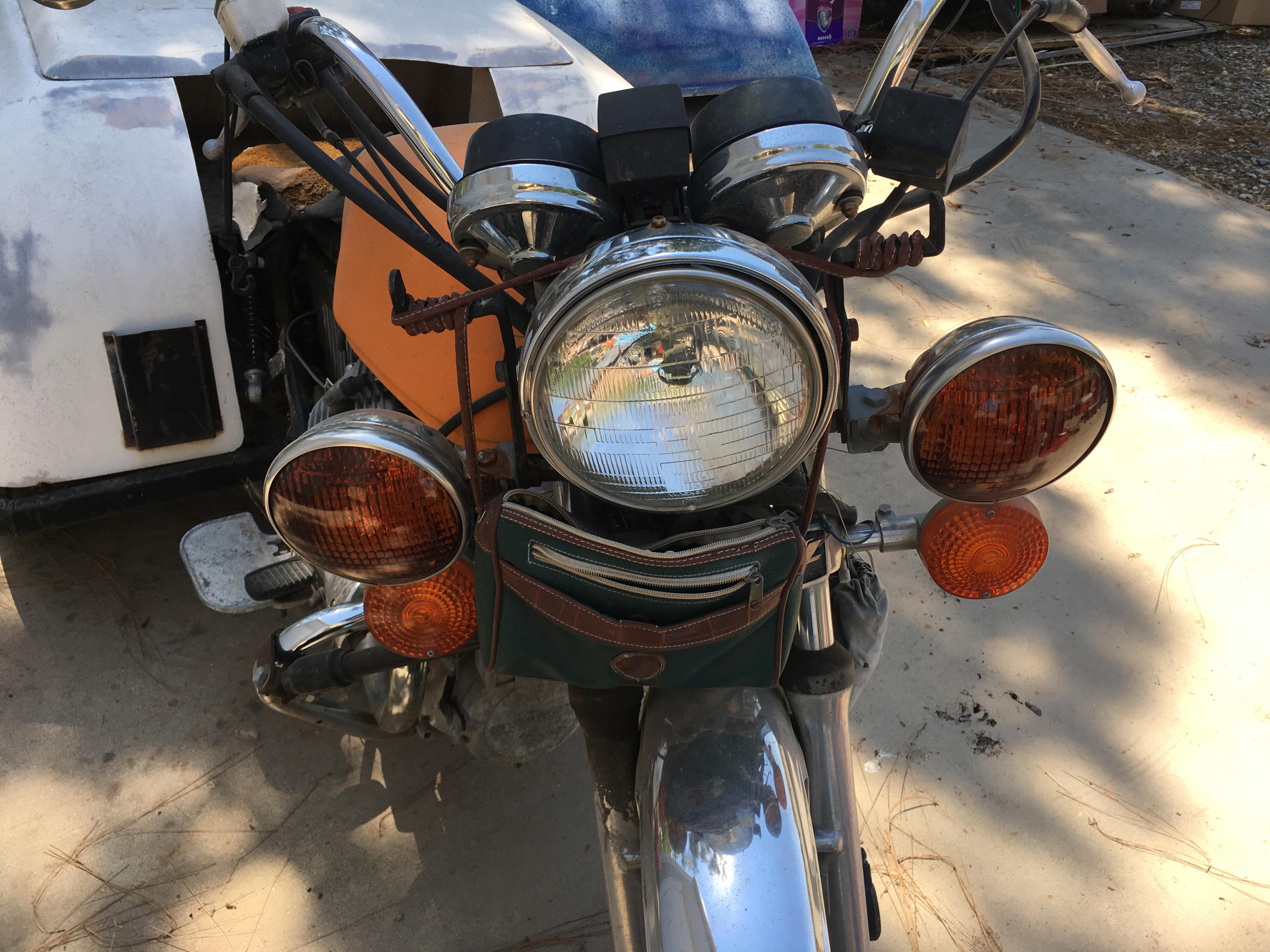 Honda Greenville Nc >> CX500D Metermaid Bike. Value
