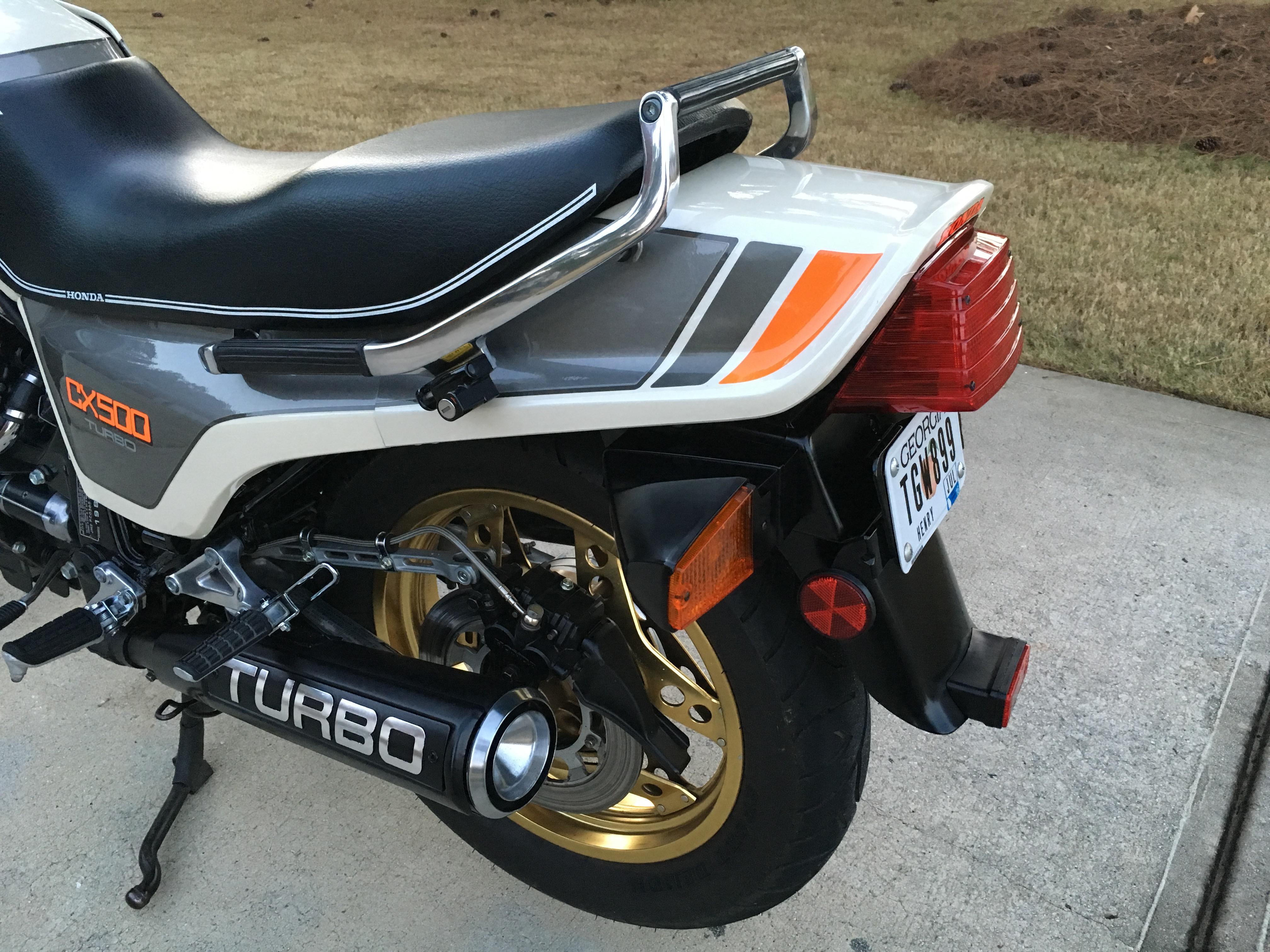 CX500TC stumbles bucks then dies, will not stay running, literally