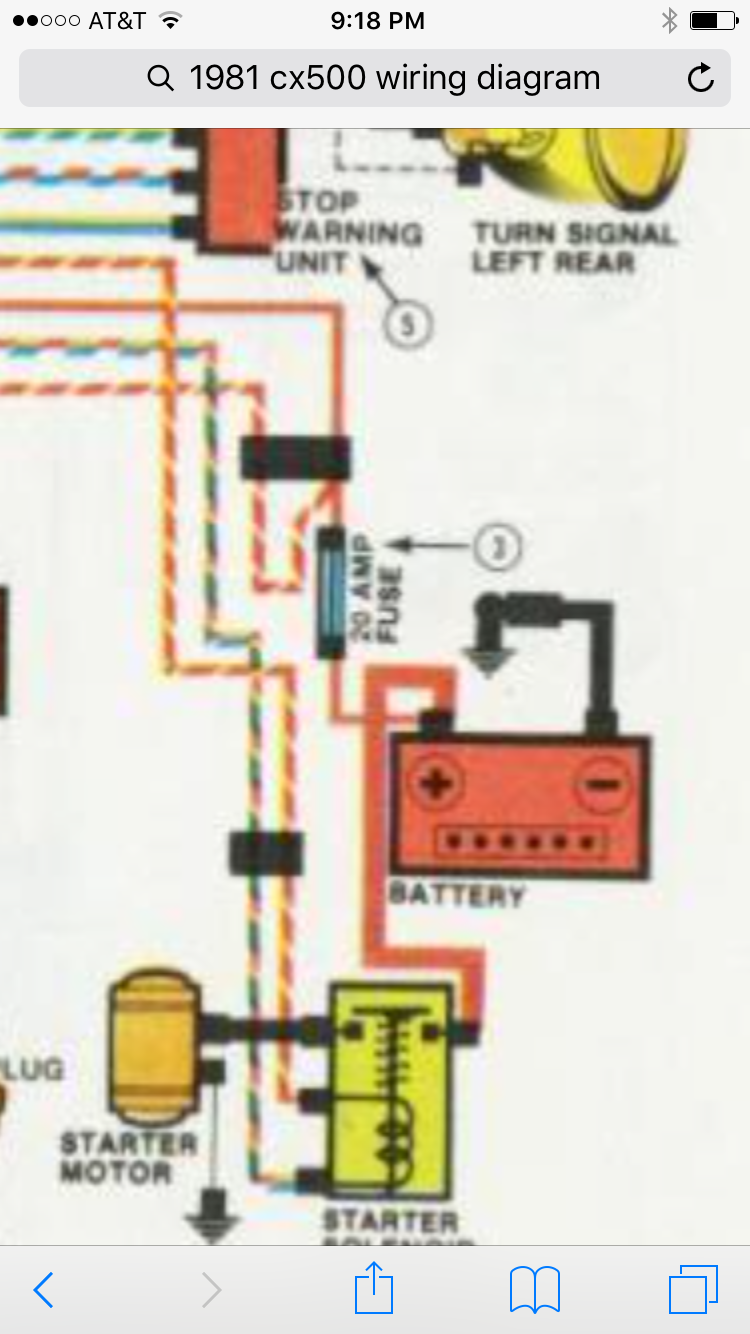 Turn Signal Schematic Diagram Gremlin Electrical Wiring 1971 Amc Page 3 Stat 700