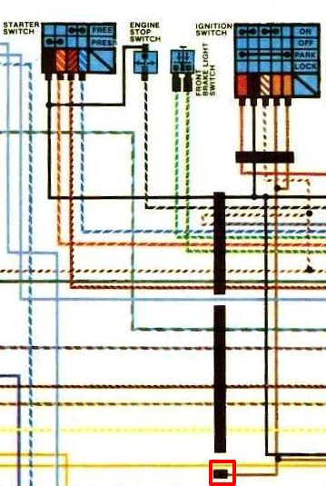 Connector On 650 Custom Wiring Diagram