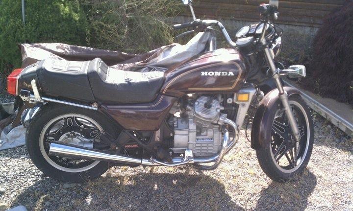 Selling 1982 Honda Silverwing (Eastern Washington)