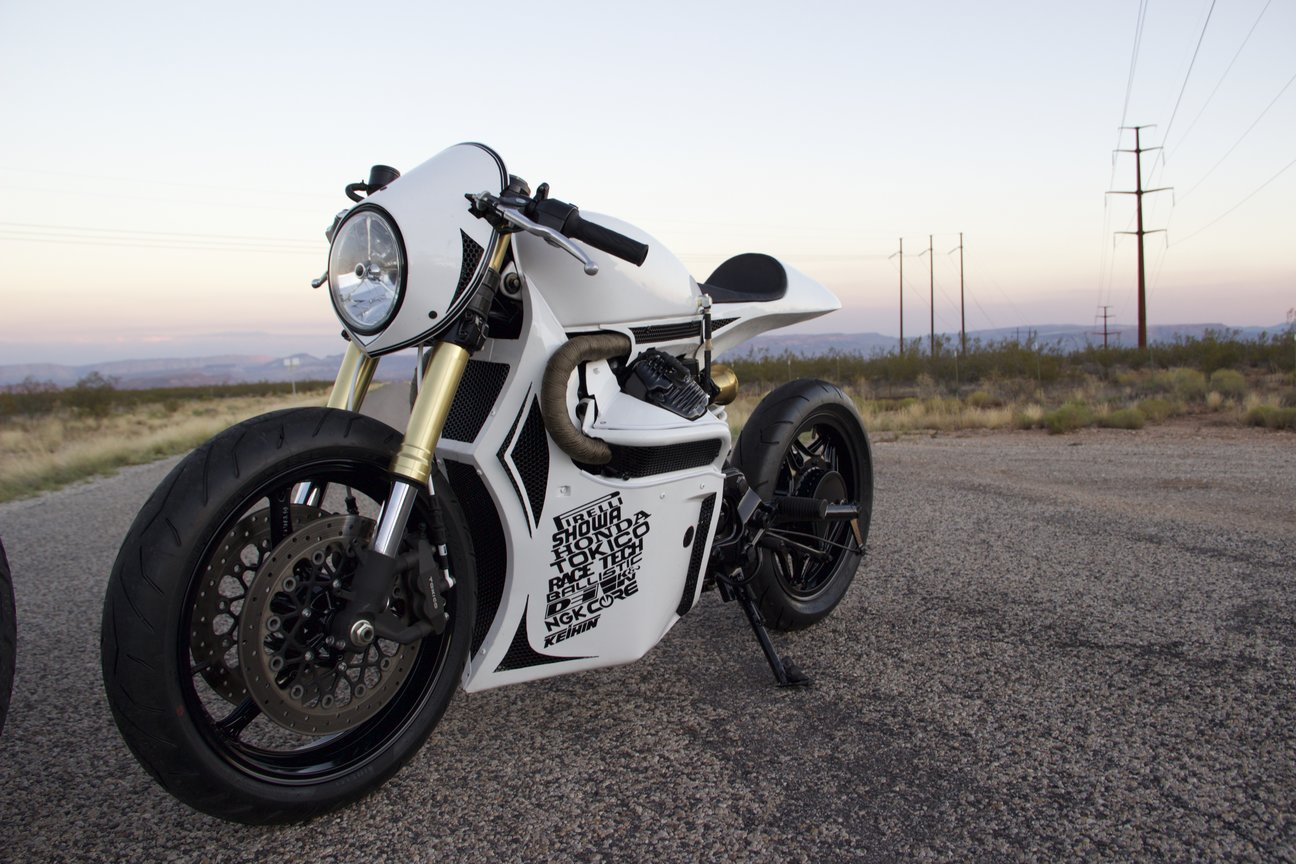 Cx Cafe Racer Build