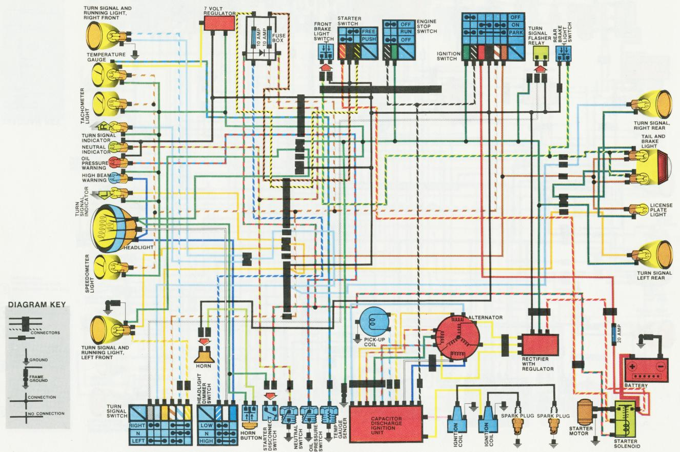 Dc Cdi Wiring Diagram 21 Images Diagrams Turbo 200 Capacitor Ignitech P2 Install 22560d1429318770 Schaltplan 1978 Cx500 Am