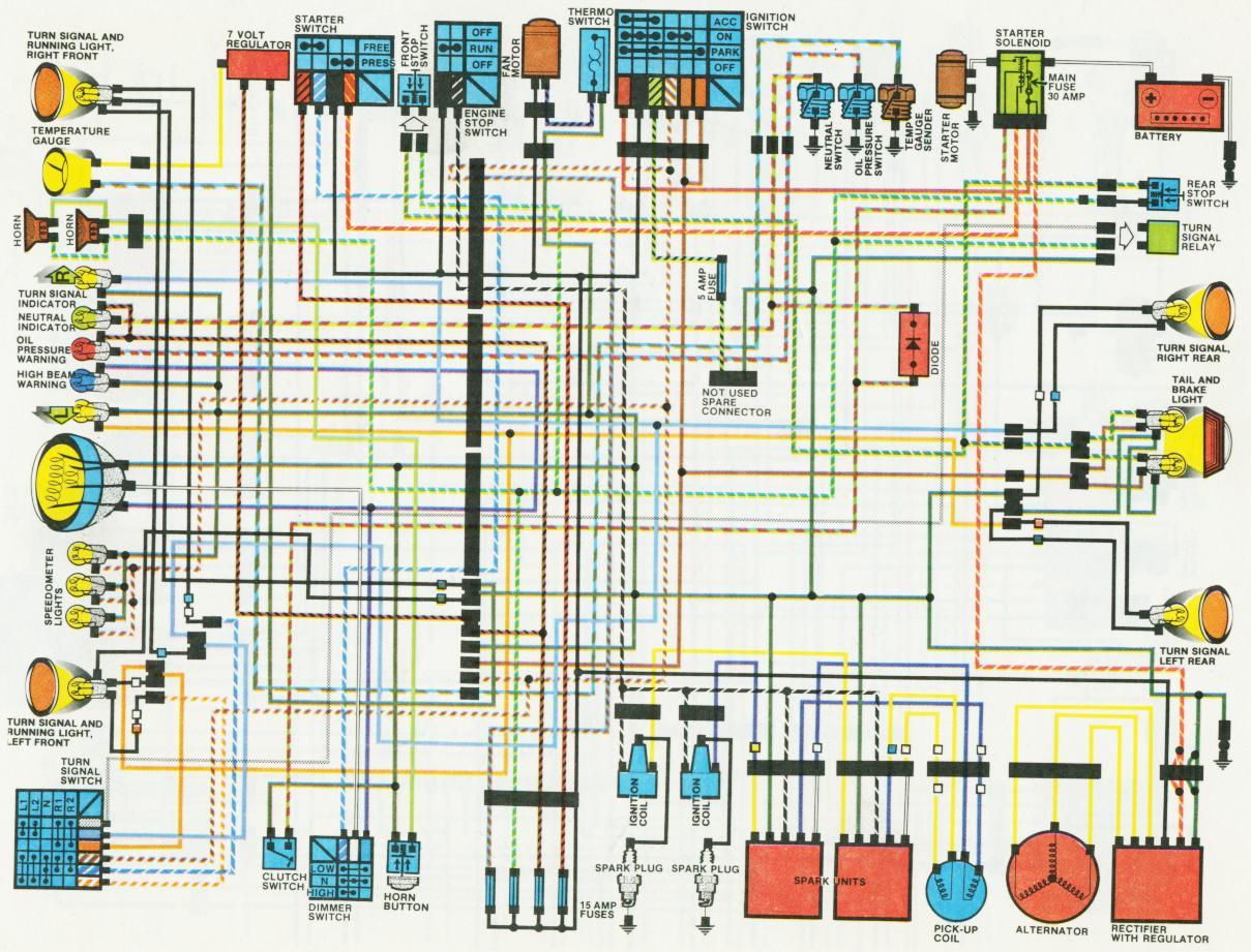 goldwing 1100 wiring diagram motogadget m unit v 2 help wiring honda cx 500 forum  motogadget m unit v 2 help wiring