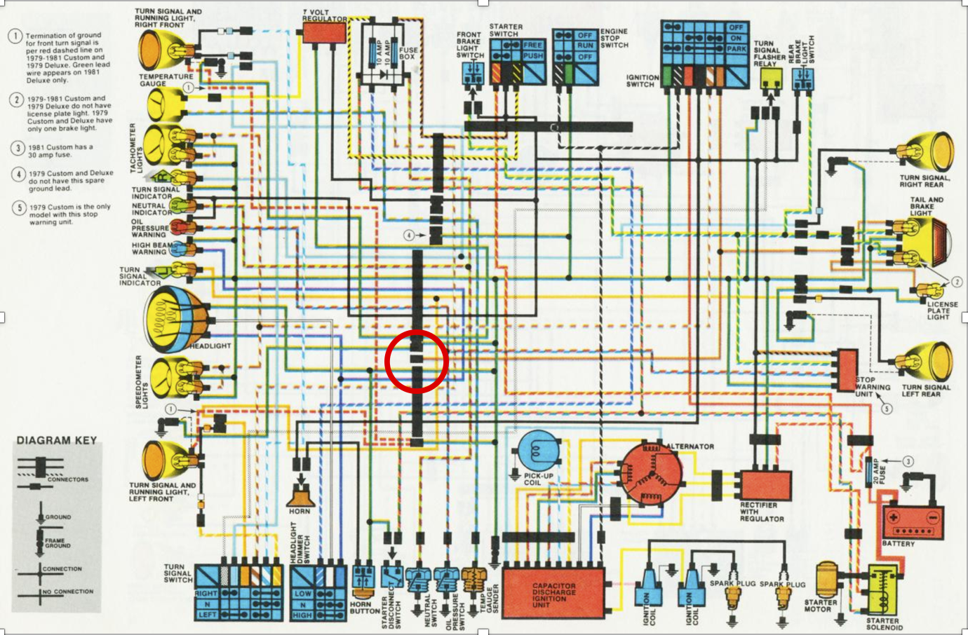 CX500 wiring diagram help | Honda CX 500 ForumCX500 forum