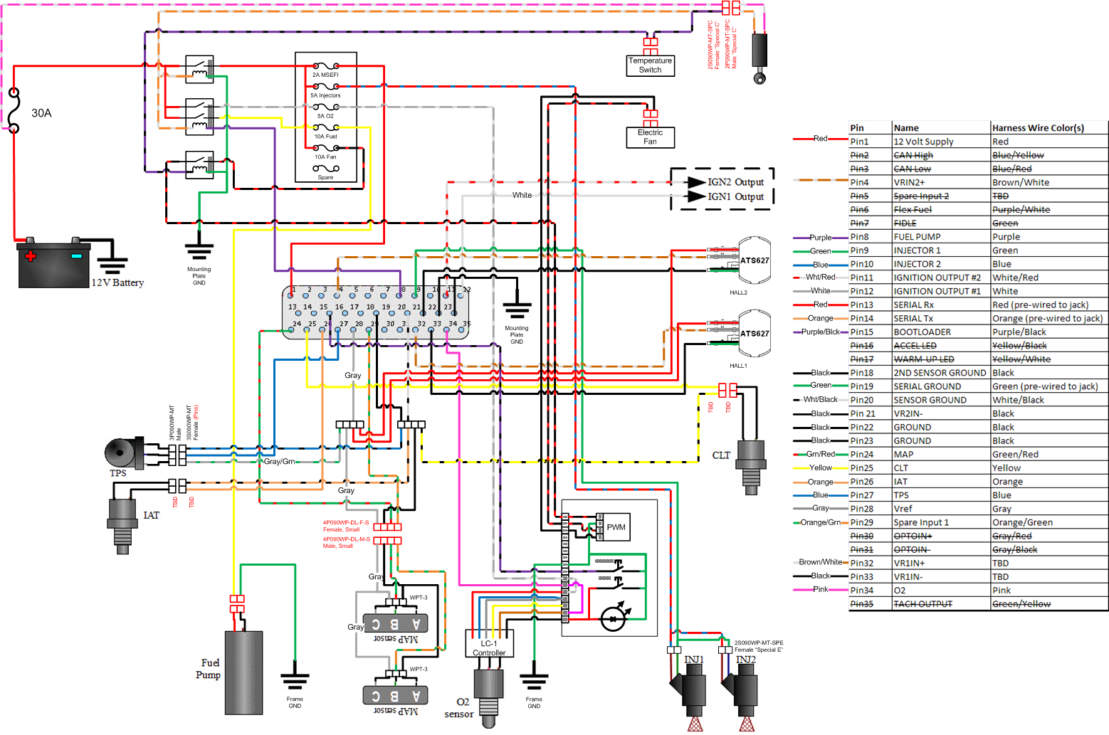 Wiring Diagram Yamaha Vega R Bj40 01 R1 Amp Engine