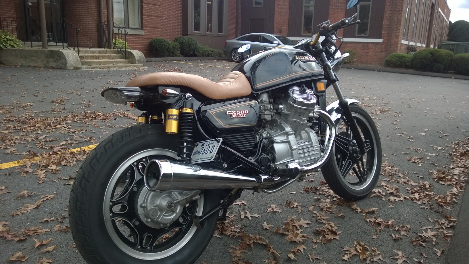 1978 cx500 cafe racer south africa first timer build - page 3